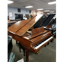 "Steinway Model L 5'10"" Grand Piano Walnut Satin - Pre-Owned"