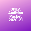 OMEA High School All State 2020-2021 Packet