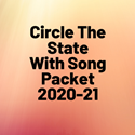 Circle the State with Song Packet (20/21)