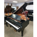 "Young Chang PG-185 6'1"" Pramberger Grand Piano in Ebony Satin - Pre-Owned"